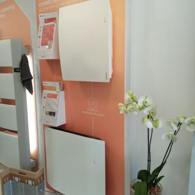 Radiateur connecté Divali / Ingenio